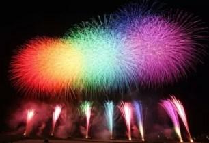 2015年日本關東地區煙火大會整理(下)