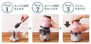 膠囊型食物調理機-2