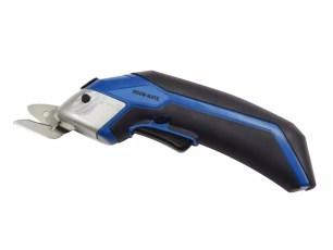 紙箱或地毯也能夠迅速做切割的電動剪刀