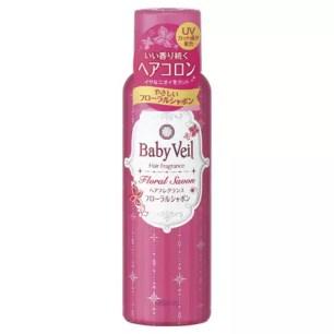 Baby Veil 香髮寶貝髮香噴霧 花朵泡泡香