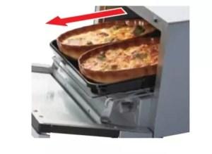 熱對流烤箱&烤吐司機-3