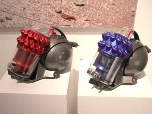 DYSON 大小垃圾都能吸除的圓筒式吸塵器「Dyson Ball Fluffy」