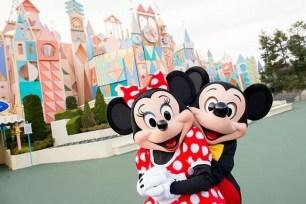 在這裡也有!?迪士尼樂園能量聖地巡禮