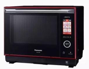 Panasonic 蒸氣烤箱微波爐「三星級小餐廳 NE-BS1300」