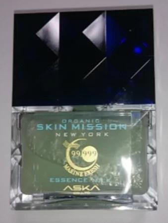 ASKA 有機 Skin mission NY 精華乳