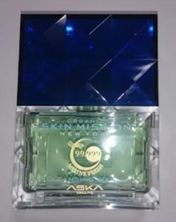 ASKA 有機 Skin mission NY 洗面乳