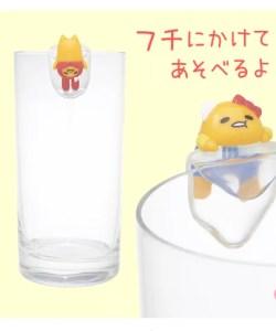 杯緣子吉祥物 蛋黃哥x三麗鷗家族 (1)