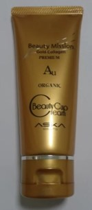 ASKA Beauty mission黃金膠原蛋白Beauty Cup乳霜