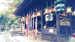 在日本的二三事 -來去滋賀一日行(竹生島、近江八幡)2 (3)