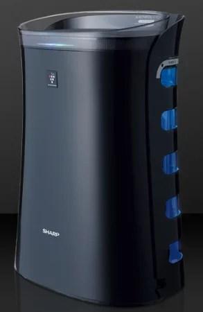 SHARP最新機種!附捕蚊功能自動除菌離子空氣清淨機 (1)