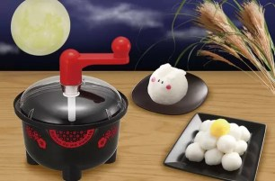 烹飪玩具組加入新夥伴! 用米飯製作和風甜點
