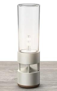 SONY玻璃製小夜燈揚聲器LSPX-S1