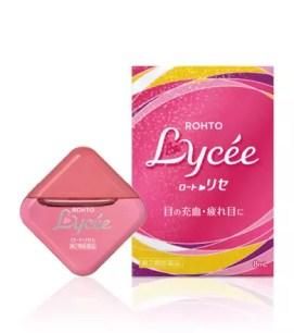 樂敦製藥 Lycee眼藥水(隱形眼鏡適用)