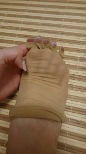穿上它就擁有多變指彩💅實際購入指彩絲襪開箱試穿☆