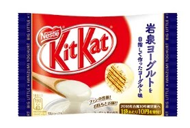 KitKat Big 顆粒 岩泉町優格口味🍫