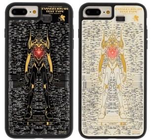 靠電波發光!福音戰士初號機的iPhone 7/7 Plus保護套