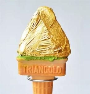 榮獲農林水產大臣賞的夢幻抹茶義式冰淇淋✩7月15日起於小柳津製茶本店限量販售150支