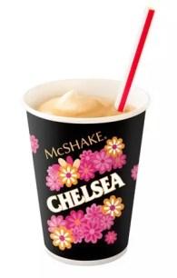 懷舊的好滋味♡日本麥當勞x明治Chelsea巧喜糖風味奶昔!