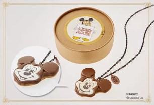 Q-pot推出迪士尼「米奇」外型的可口巧克力蛋糕飾品♡11月18日起甜蜜上市