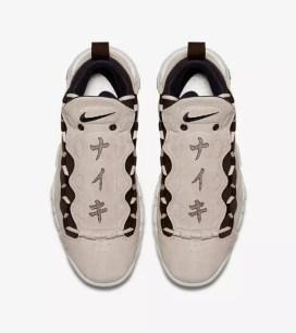 限定版運動鞋「Nike Air More Money」充滿濃郁日本氣息超吸睛!☆