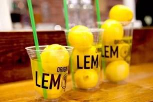 東京都内1號店☆檸檬水飲品專售店「LEMONADE by Lemonica」🍋
