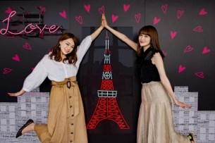 到東京鐵塔拍張可愛紀念照♡東京鐵塔60周年記念特設「ig美牆」