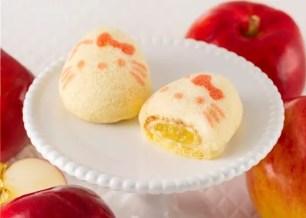 東京香蕉xHello Kitty 「Hello Kitty 蘋果蛋糕」成田機場以及羽田機場國際線販售中