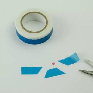 貼上就出現眼前♪藉著小巧思展現富士山樣貌的紙膠帶「Masking Tape FUJI」
