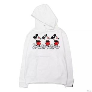 眼冒愛心的俏皮米奇T恤&連帽衫預售中♡數量限定「×BOUNTY HUNTER <MICKEY>」