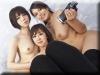 自画撮り3Pレズビアン~ありさちゃんとかなちゃんとさとみちゃん~2