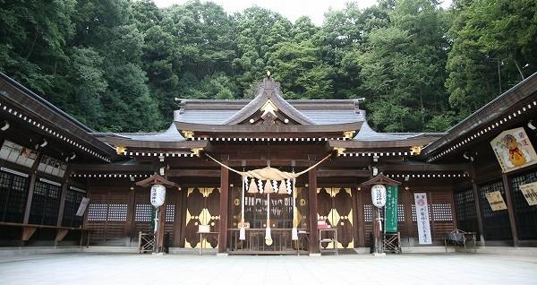 福島県護國神社