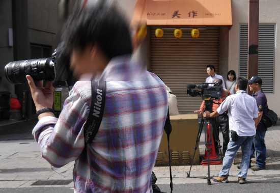 神戸ジャズストリート テレビ局・新聞記者