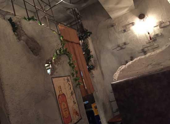 神戸仔牛屋 店内写真