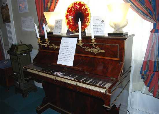 ナポレオン ピアノ