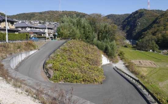 武田尾廃線入口