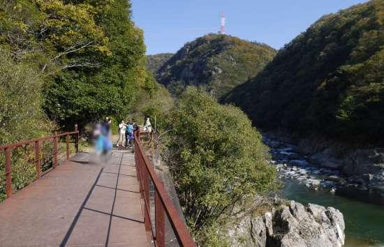 武田尾廃線橋