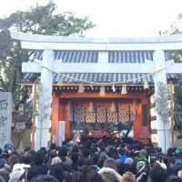 西宮神社十日えびす混雑