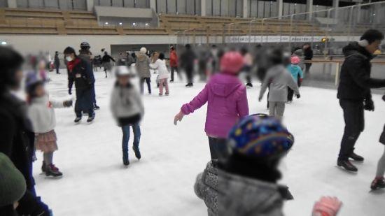 子供用スケートリンク 神戸