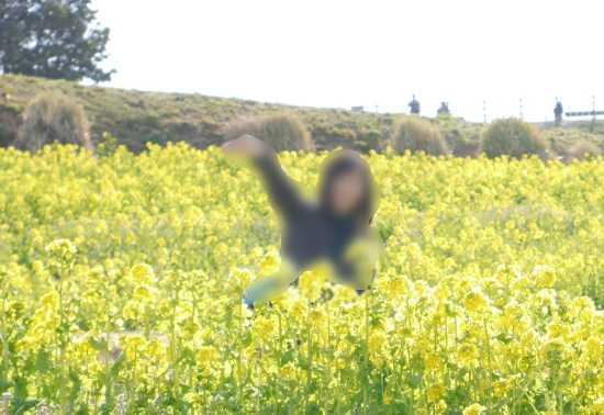 花さじき 記念撮影