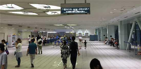 ポートターミナル
