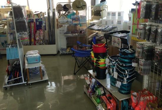 須磨海釣り公園魚道具店
