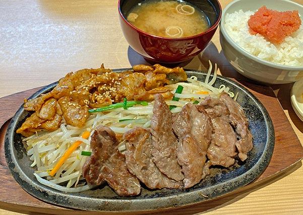 博多ホルモン鉄板焼き 神戸牛