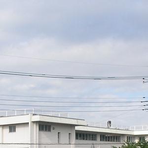 2016-07-19_07:20 空模様 宇都宮