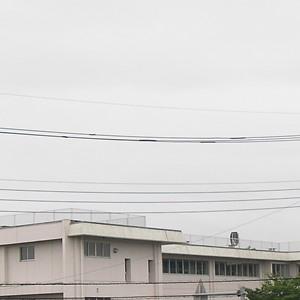 2016-07-21_07:32 空模様 宇都宮