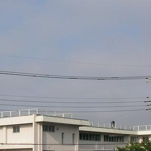 2016-08-05_07:16 空模様 宇都宮