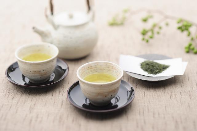 ニキビに効くお茶