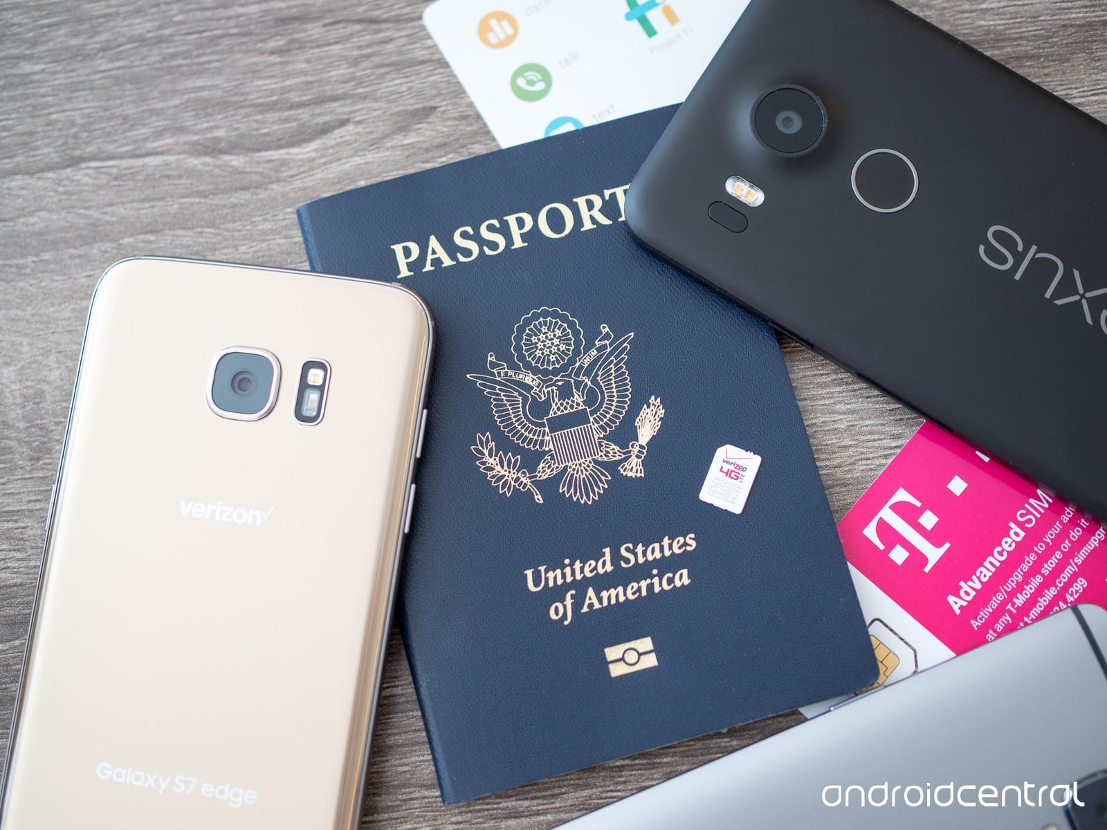 アメリカ留学 携帯