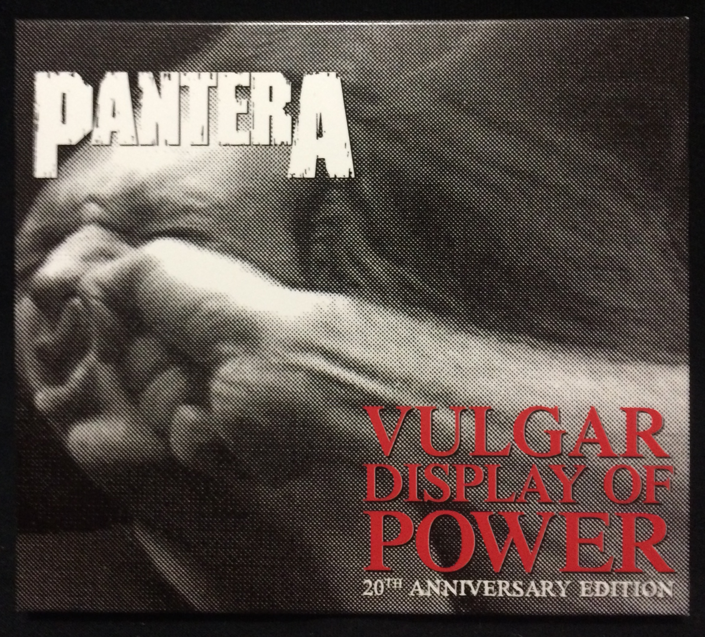 PANTERA – VULGAR DISPLAY OF PO...