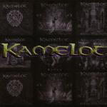 KAMELOT 1995年〜2003年の作品から選曲されたベストアルバムを販売