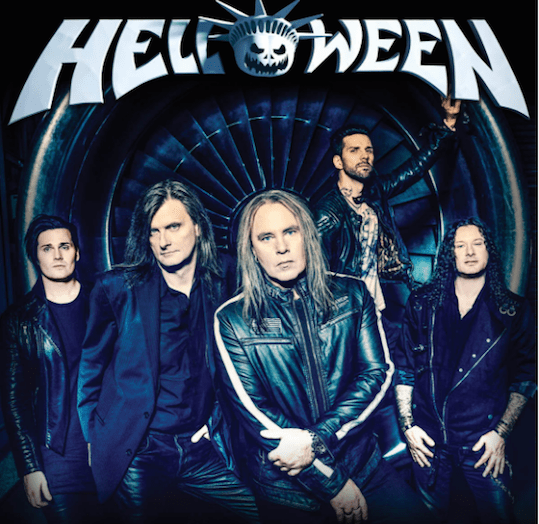 HELLOWEEN - My GOD GIVEN RIGHT TOUR 2016